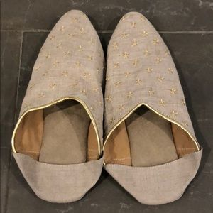 Shoes - Moroccan Babouche Slippers